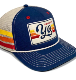 Yo Colorado Yo Colorado Vintage Ranger Trucker Hat