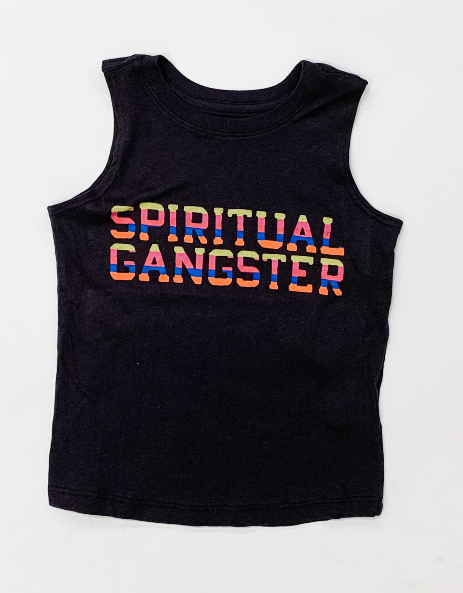 Spiritual Gangster Spiritual Gangster SGV Girls Muscle Tank