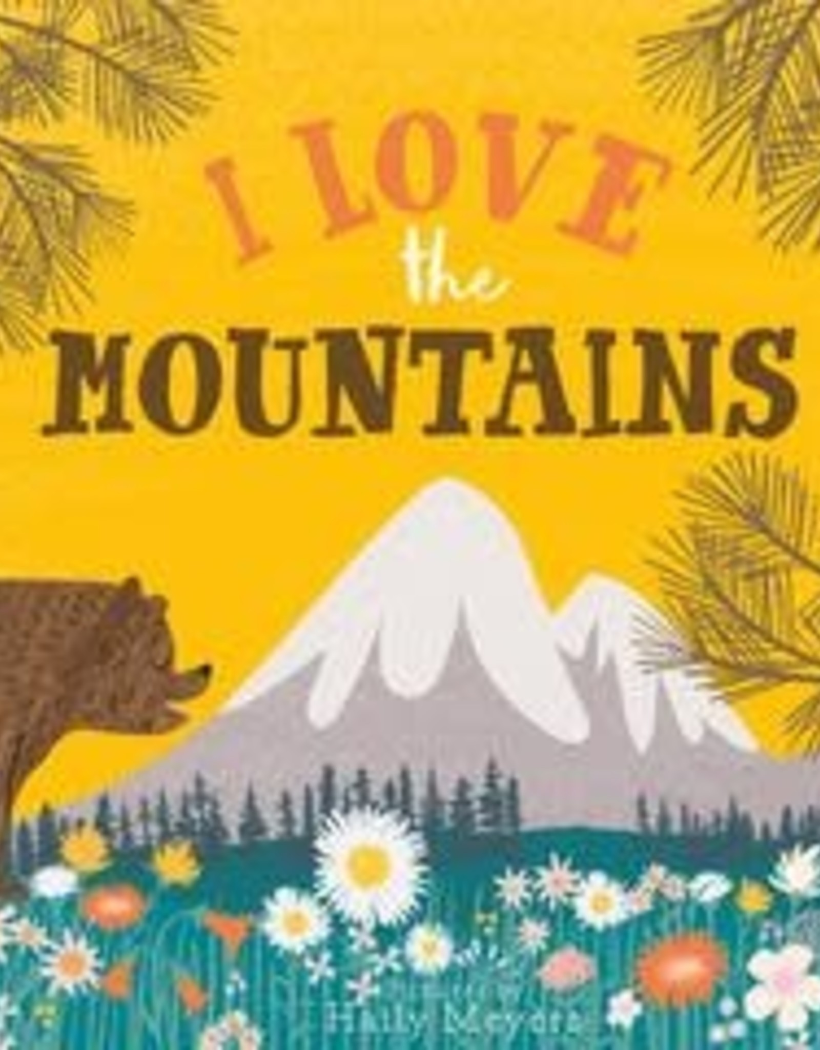 Lucy Darling Lucy Darling I Love The Mountains Book