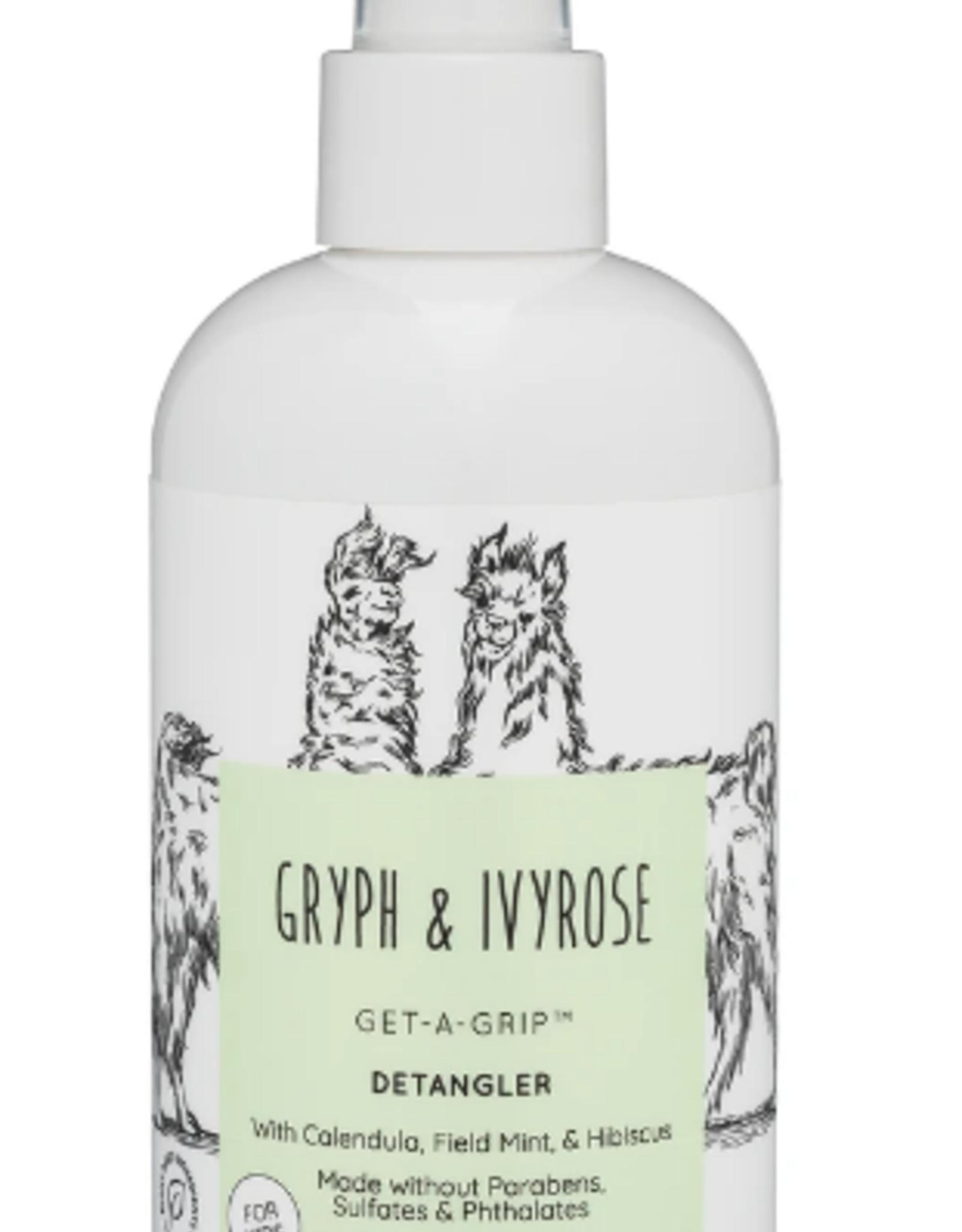 GRYPH & IVYROSE GRYPH & IVYROSE Get-a-Grip Detangler