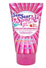 Sunshine & Glitter Sunshine & Glitter SPF 50 Sunscreen- 4oz.