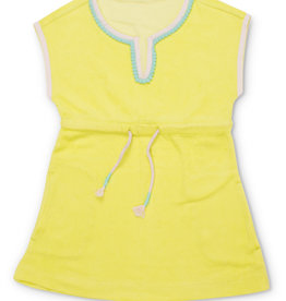 Shade Critters Shade Critters Terry Cover-up - Citron