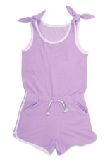 Shade Critters Shade Critters Terry Romper - Purple