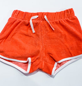 Shade Critters Shade Critters Terry Shorts - Coral