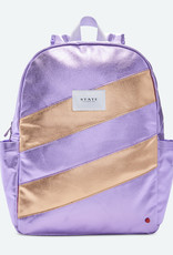 State Bags State Bags Kane Kids Backpack - Purple/Rose Gold
