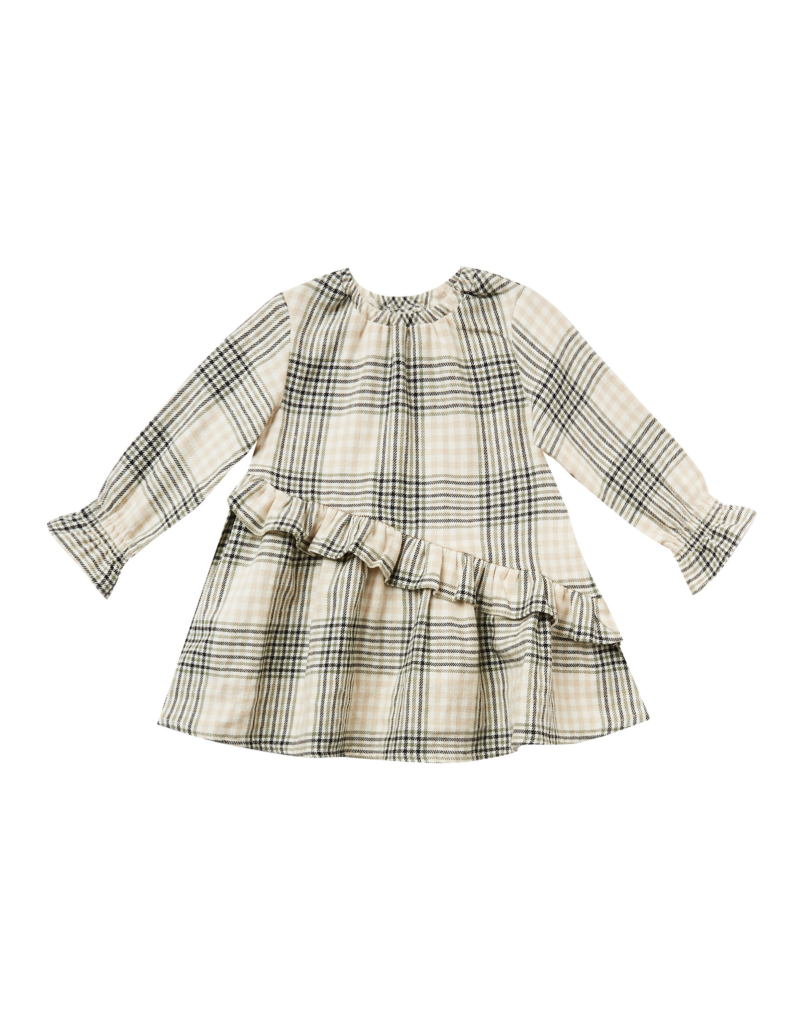 Rylee + Cru Rylee + Cru Flannel Hazel Dress