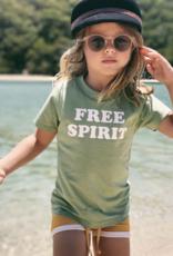savage seeds Savage kid's tee -Free Spirit