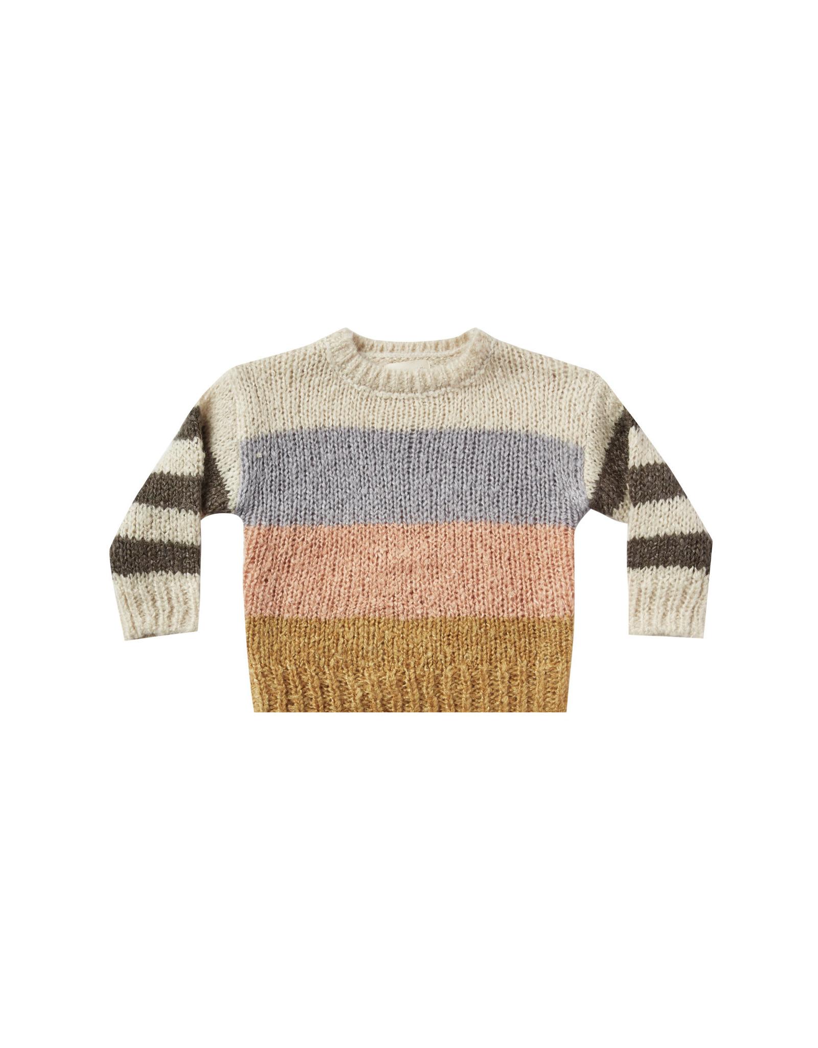 Rylee + Cru Rylee + Cru Stripe Aspen Sweater