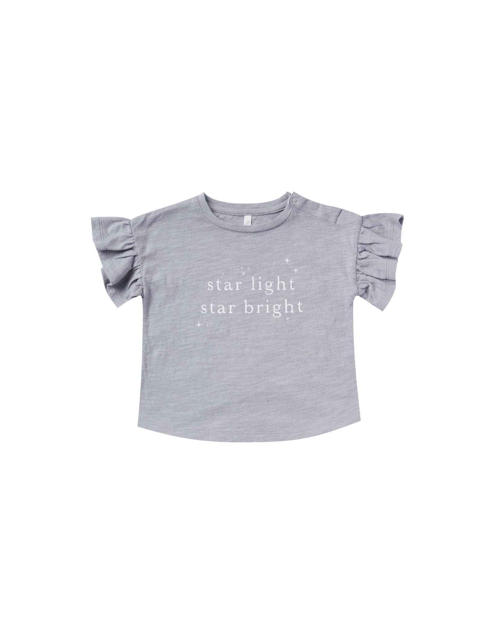 Rylee + Cru Rylee + Cru Star Light Flutter Tee