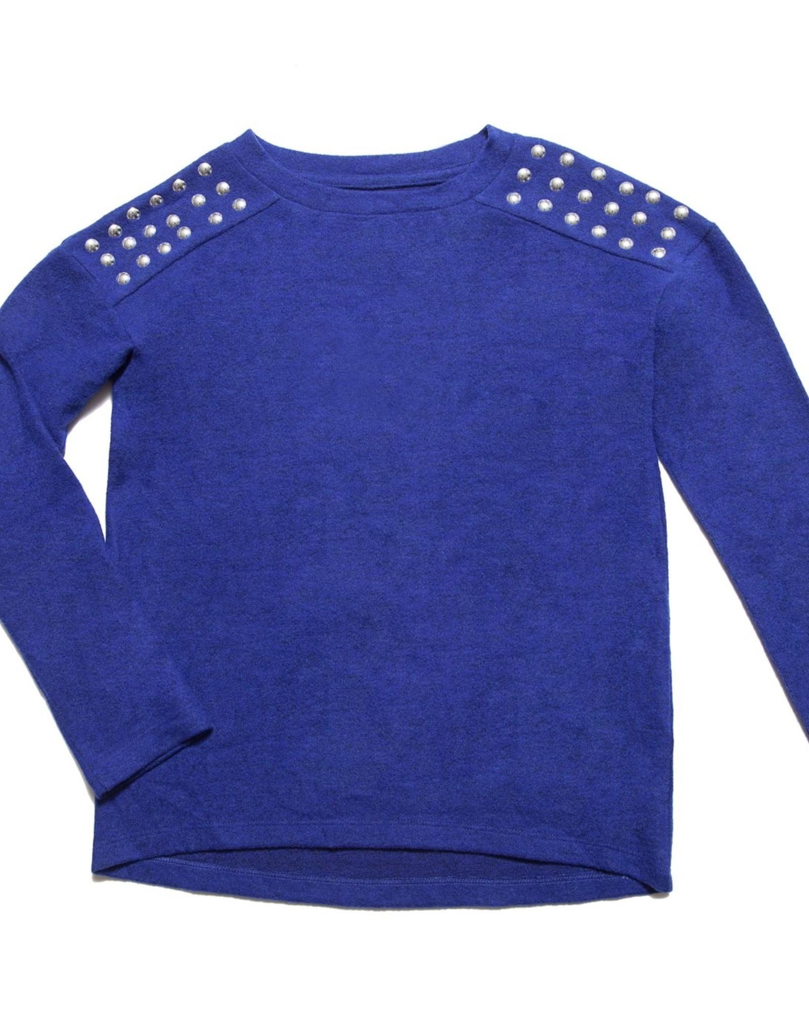 MIA NEW YORK MIA NEW YORK Studded Sweater