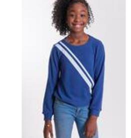 Stoopher & Boots Stoopher-long sleeve Hacci Sweatshirt