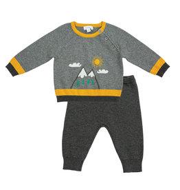 Angel Dear Angel Dear Mountain Sweater Set