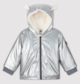 Petit Bateau Petit Bateau Baby Girl Hooded Jacket