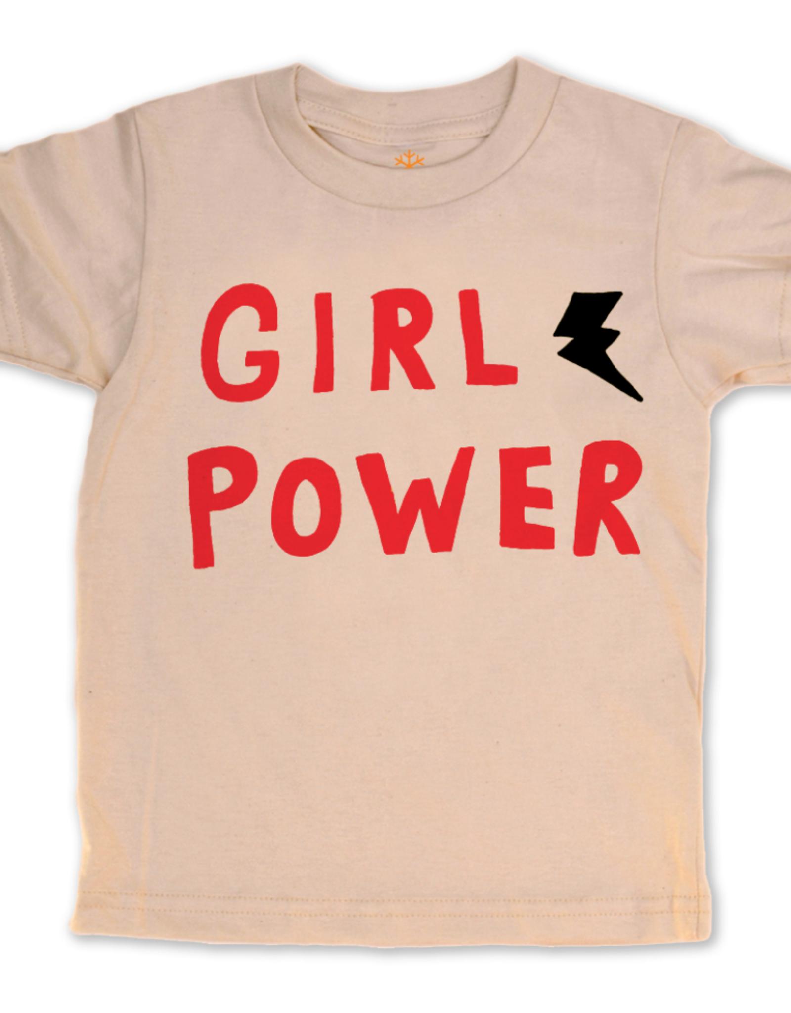 orangeheat orangeheat Girl Power Tee