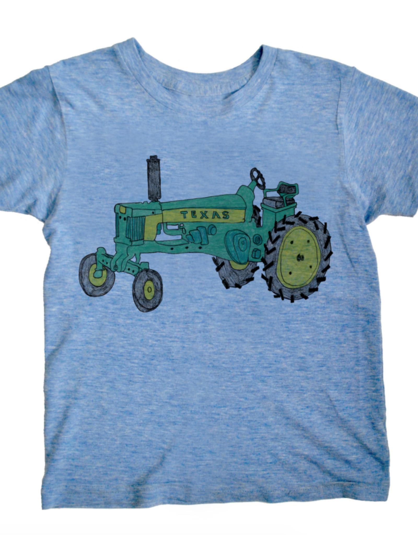 orangeheat orangeheat tractor Tee