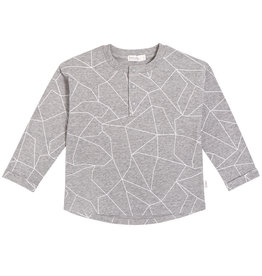 Miles Baby Miles Baby Boy LS Knit Top