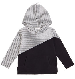 Miles Baby Miles Baby Boys Hooded LS T-Shirt