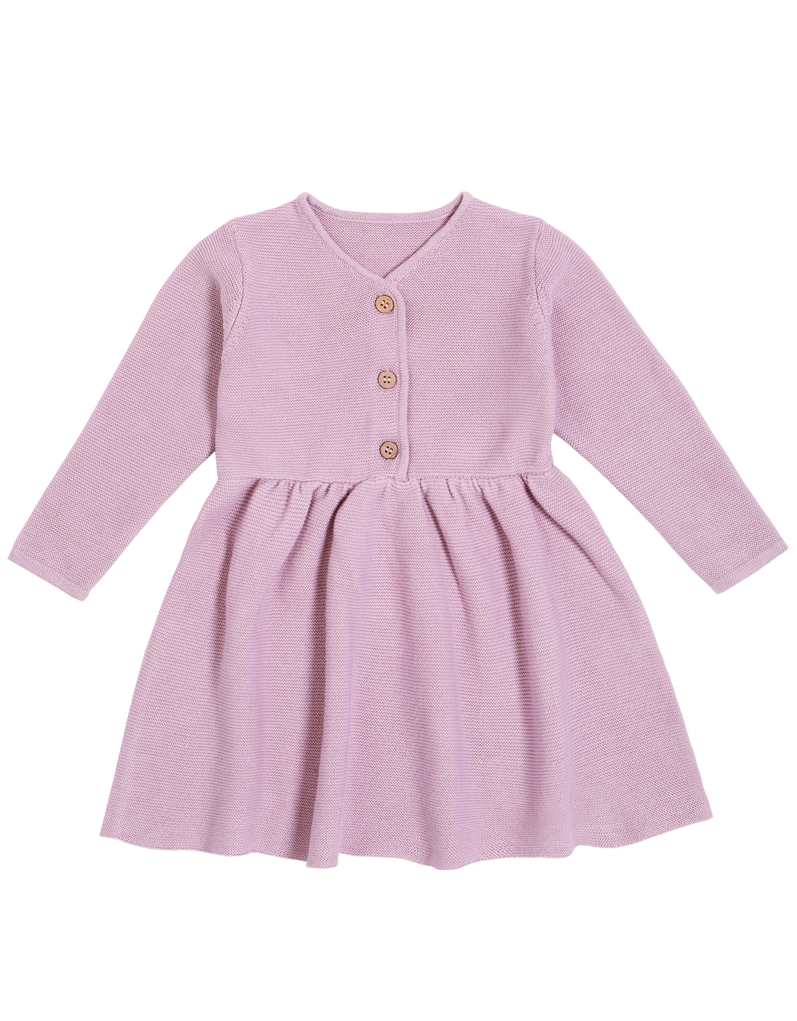 Miles Baby Miles Baby LS Knit Dress