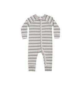 Rylee + Cru Rylee + Cru Striped Pajama Longjohn