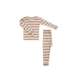 Rylee + Cru Rylee + Cru Striped Pajama Set