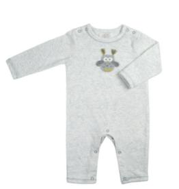 Albetta Albetta Baby Crochet Owl Babygro