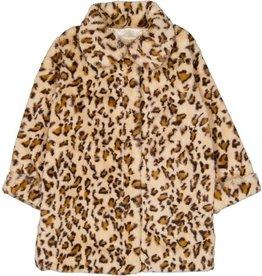 Louise Louise Paris Louise Louise Paris Faux Fur Leopard Jacket