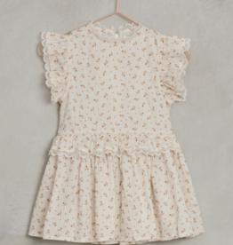 Noralee Noralee Gold Fleur Alice Dress
