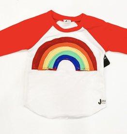 JLALA JLALA Custom S/S Rainbow Tee