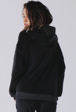 Electric & Rose Electric & Rose Mateo Hoodie - Onyx