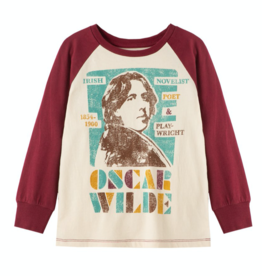 Peek Peek Oscar Wilde Tee