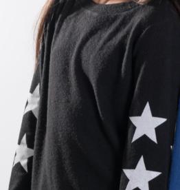 Stoopher & Boots Stoopher -long sleeve Hacci Sweatshirt