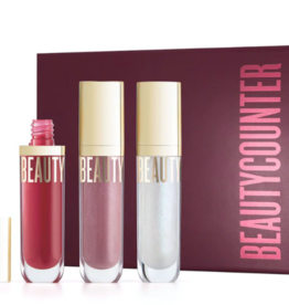 Beautycounter Beautycounter Beyond Gloss Trio- set of 3