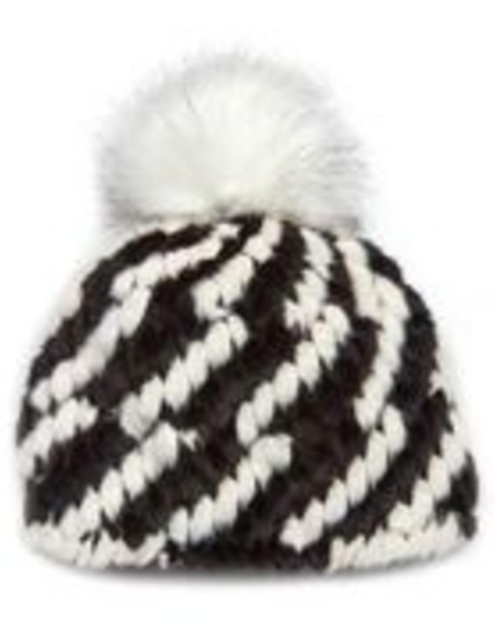 Jocelyn Jocelyn Faux Fur Pineapple Hat