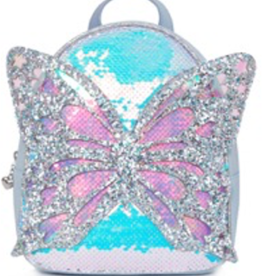 OMG Accessories OMG Sequins Butterfly Mini Backpack
