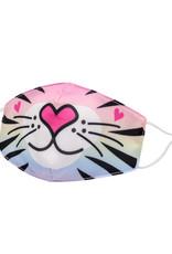 OMG Accessories OMG Sweet Tigress Printed Mask