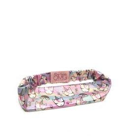 OMG Accessories OMG Miss Gwen Rainbow Print Headband