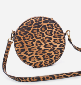 Fawn Design Fawn Design Circle Bag - Leopard