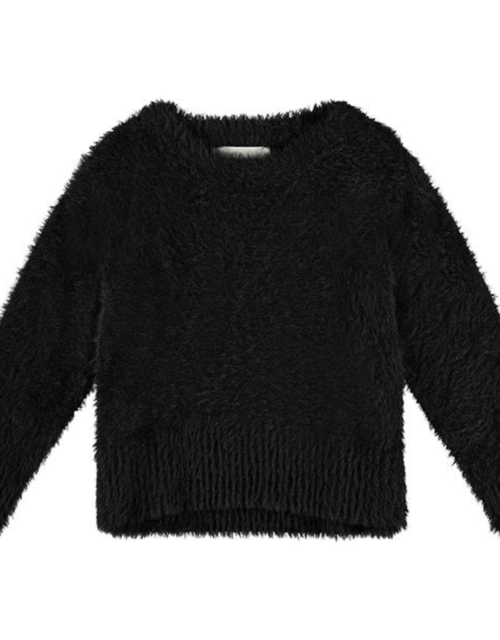 Bella Dahl Bella Dahl Fuzzy Cropped Pullover