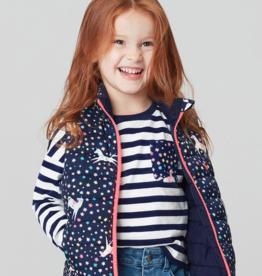 Joules Joules Girl's Reverversible Vest