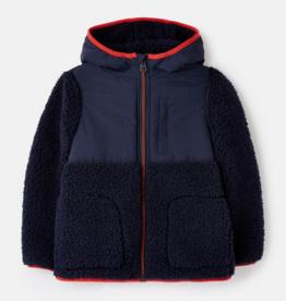 Joules Joules Boy's Ridley Hooded Fleece