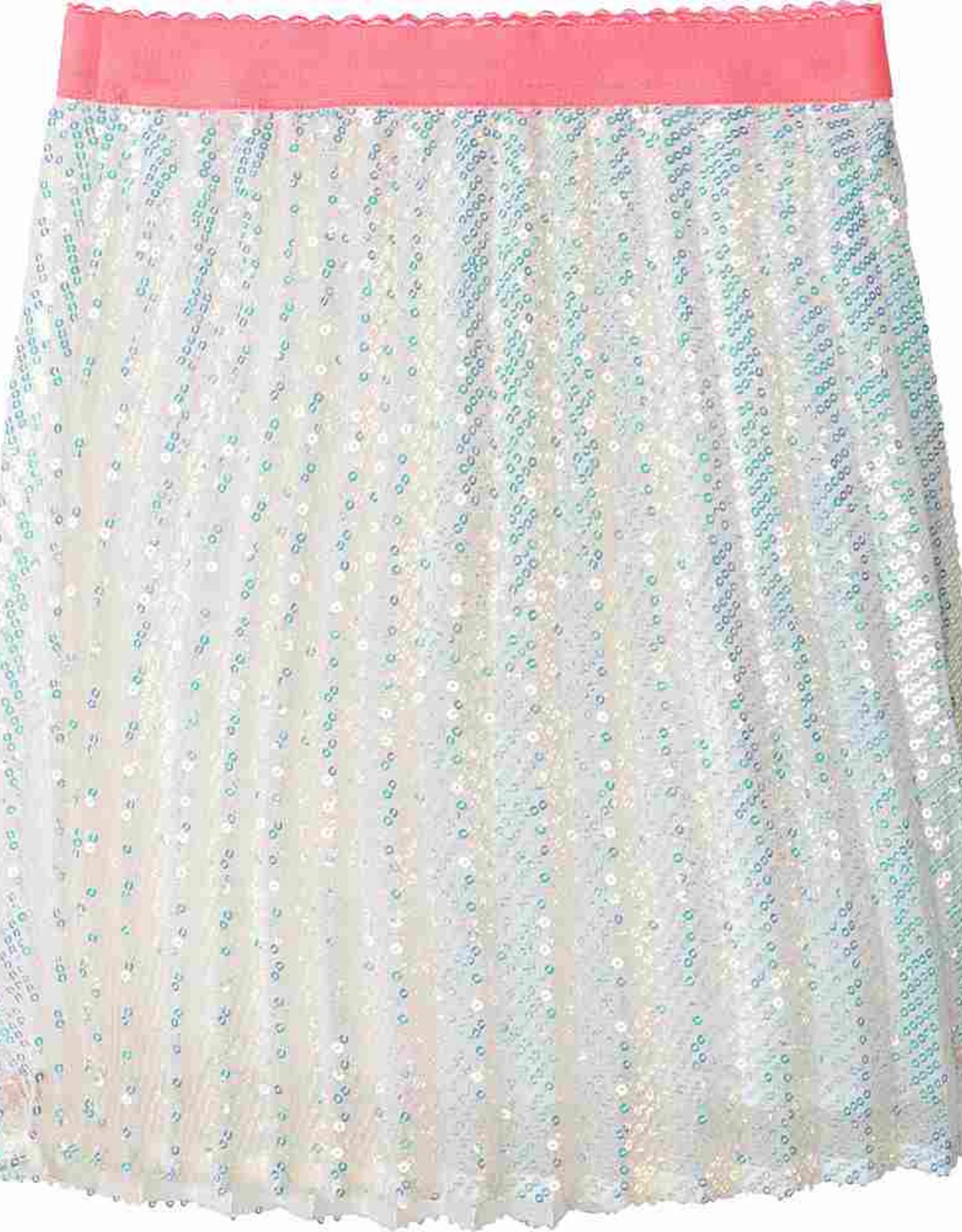 Billieblush Billieblush Pleated Sequin Skirt