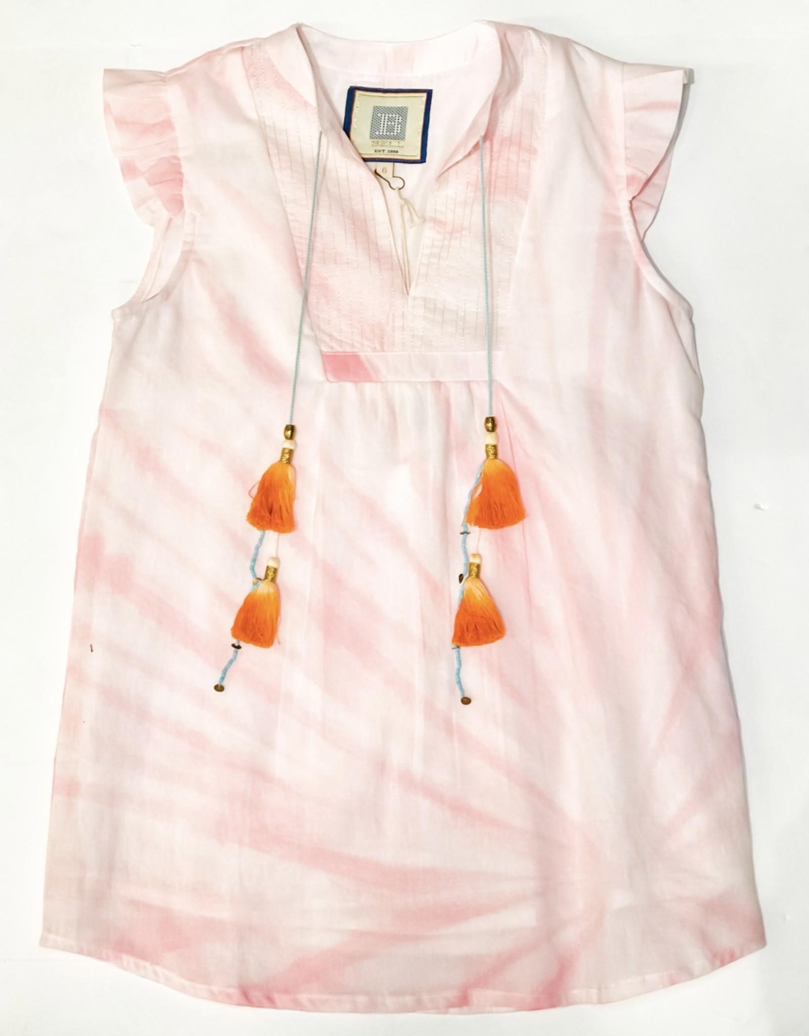 Bell Bell Little Bell Flutter Dress