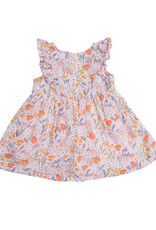 Angel Dear Angel Dear Springtime Floral Dress