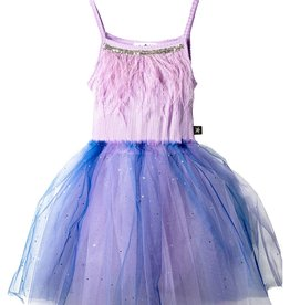 Petite Hailey Petite Hailey Fur Gra Tutu Dress