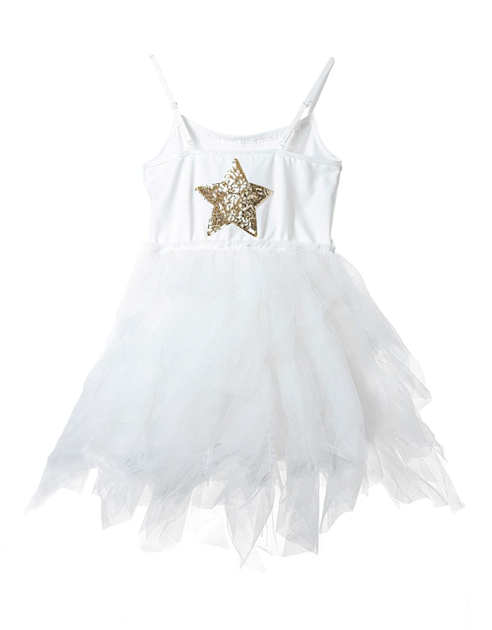 Petite Hailey Petite Hailey Fur Wave Tutu Dress