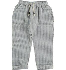 My Little Cozmo My Little Cozmo Enzok Linen Striped Pant