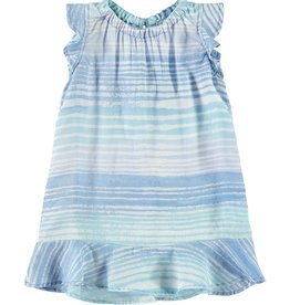 Bella Dahl Bella Dahl Ruffle Cap Sleeve Dress