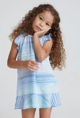 Bella Dahl Bella Dahl Ruffle Cap Sleeve Dress