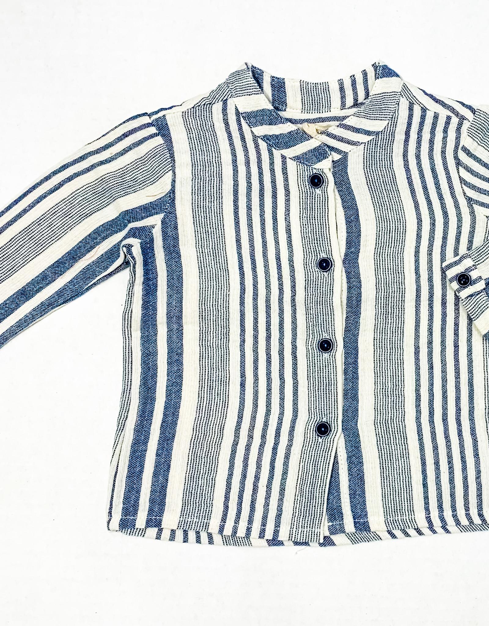 Petit Indi Petit Indi Striped Shirt