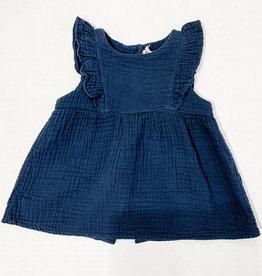 Petit Indi Petit Indi Ruffle Front Dress